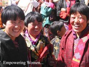 bhutanwomen