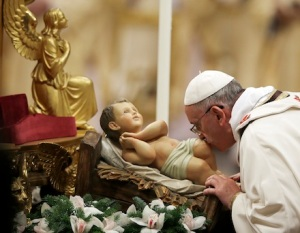 Vatican Pope Christmas