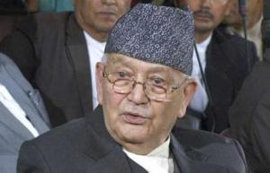 nepal pmSurya Bahadur Thapa