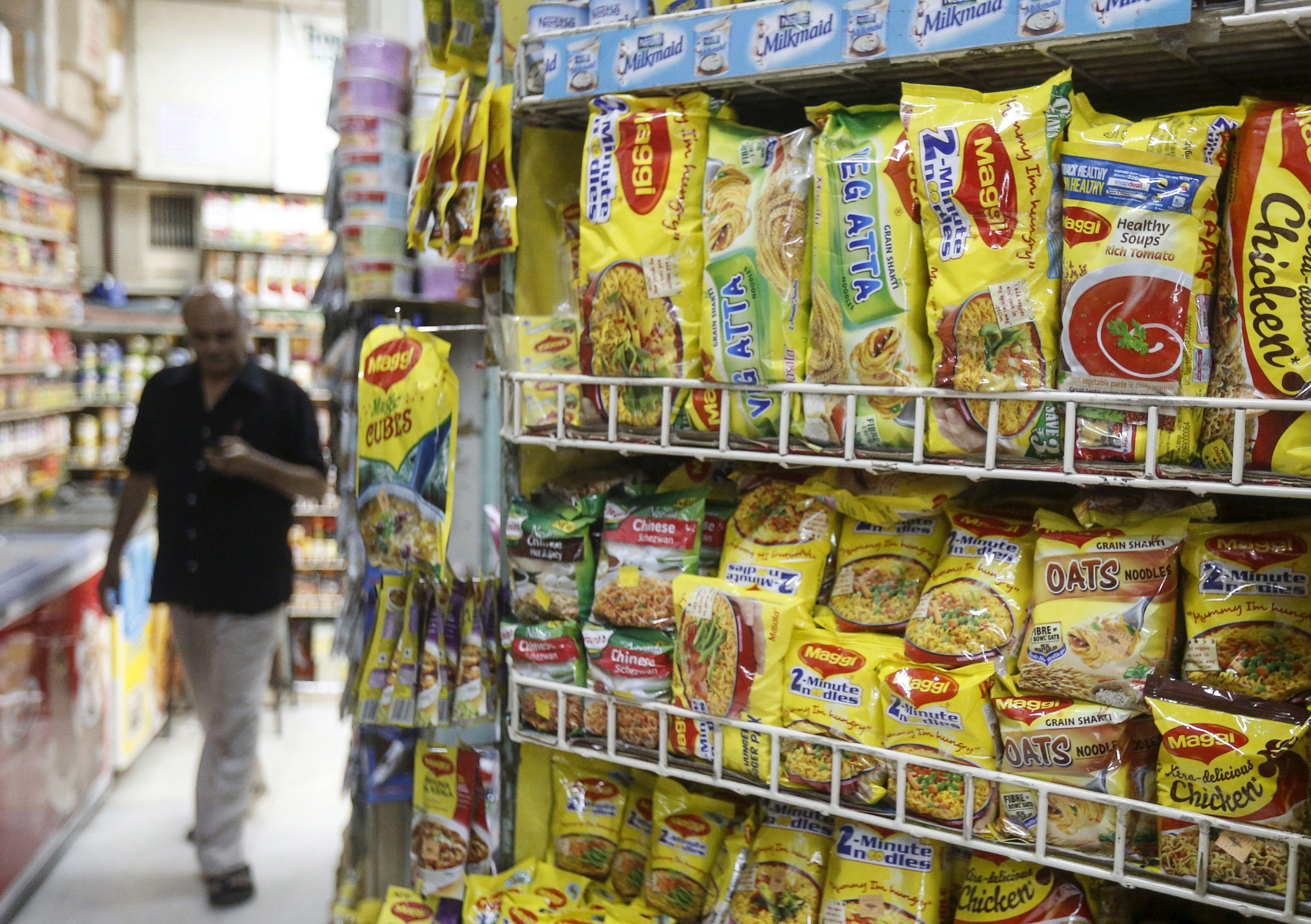 Chinese Product Recalls Maggi